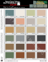 Hardener Color Options